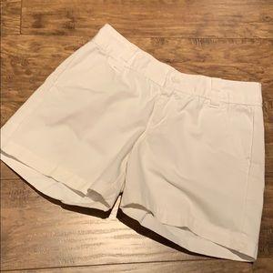 Calvin Klein Jeans white shorts